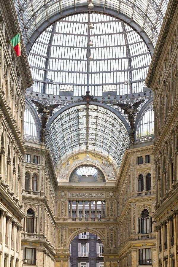 Naples obraz royalty free