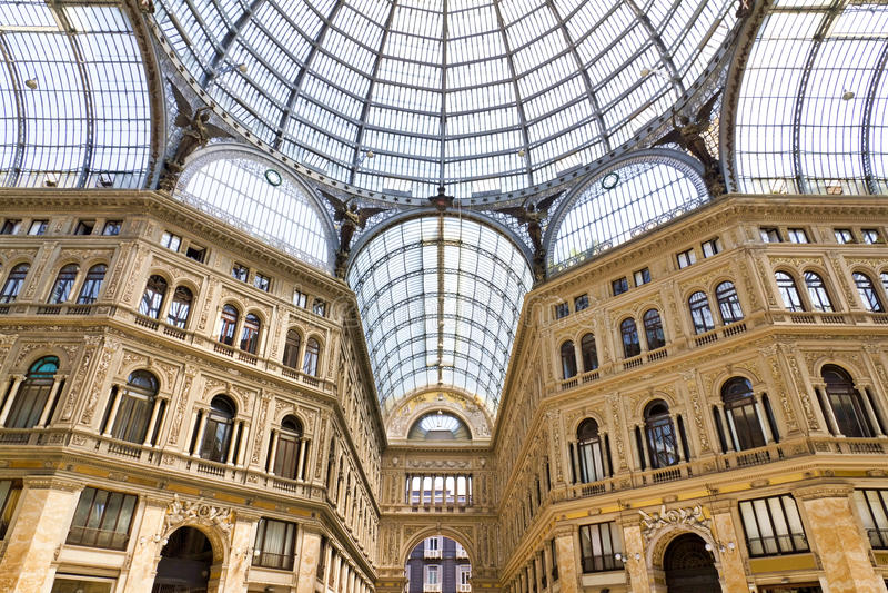 Naples obrazy stock