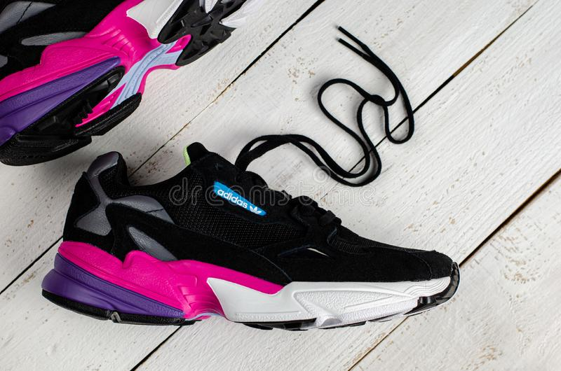 Adidas Originals Women`s Falcon Shoes