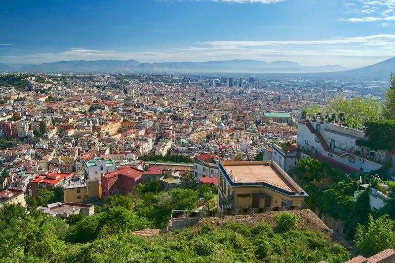 Naples, Italie image libre de droits