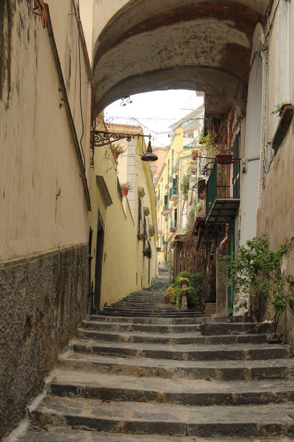 Naples - Italien Petraio royaltyfria foton
