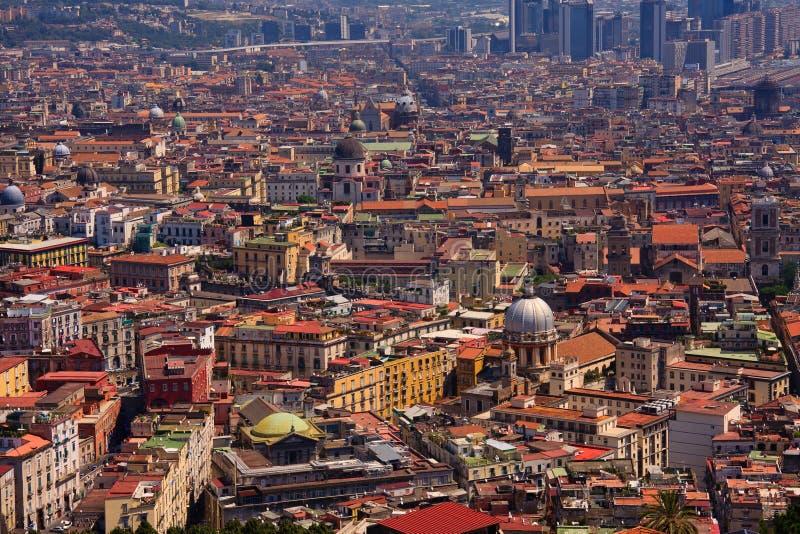 Naples, Italy royalty free stock photos