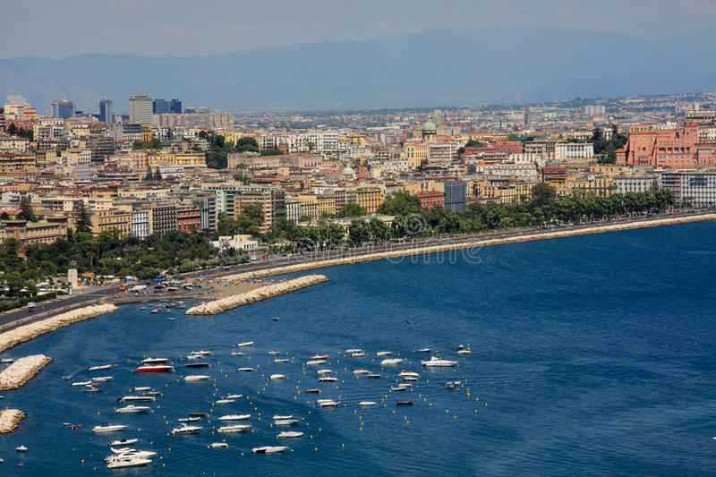 Naples, Italy royalty free stock images