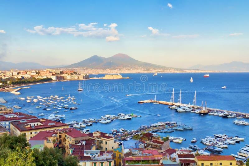 Naples, Italy stock photography