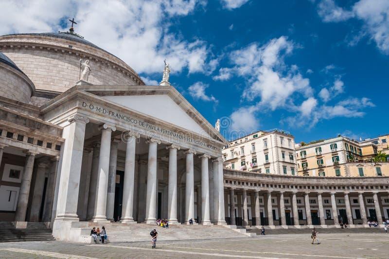 Naples, Italy royalty free stock image