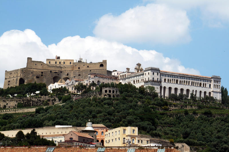 Download Naples monuments stock image. Image of tourism, architectures - 27727425
