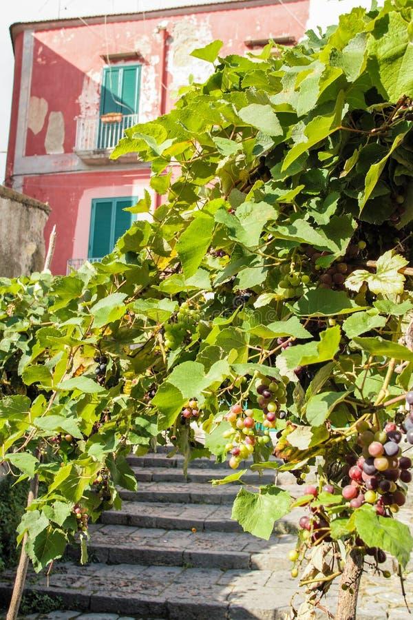 Download Naples starzy schodki zdjęcie stock. Obraz złożonej z krajobraz - 106921282