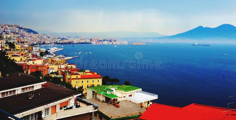 Naples stock photos