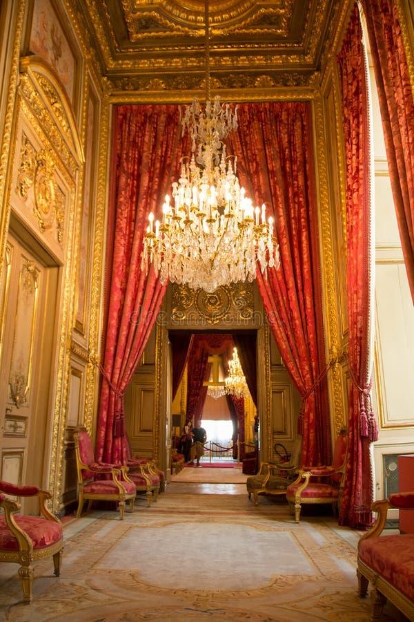 Napoleon Apartments fotos de archivo libres de regalías