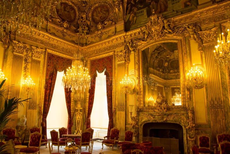 Napoleon III mieszkania obrazy royalty free