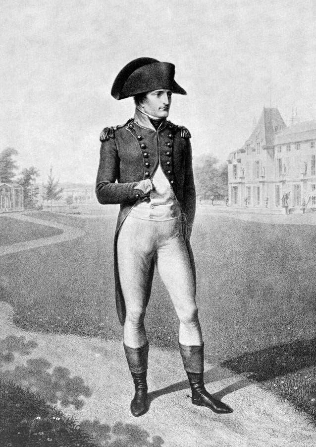 Napoleon mim foto de stock royalty free
