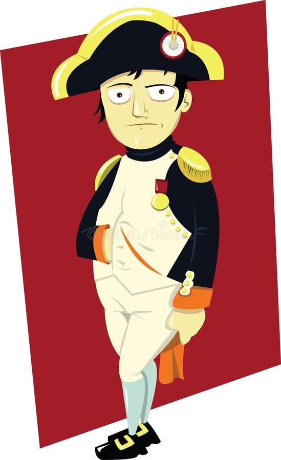 Download Napoleone III stock vector. Illustration of cartoon, bonaparte - 26946441
