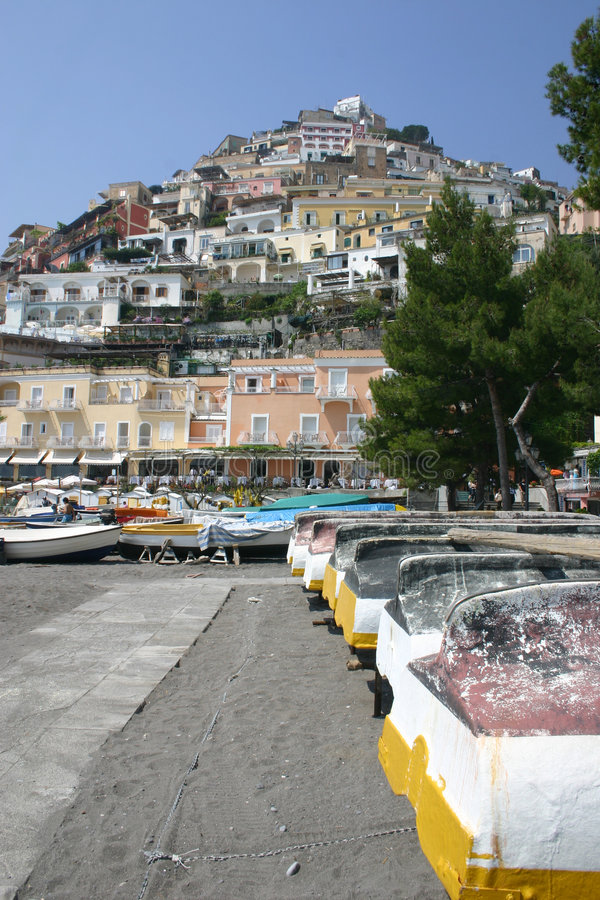napoli Италии naples стоковое изображение