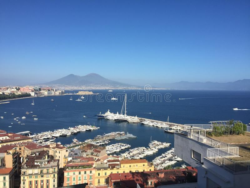 Napoli fotos de archivo libres de regalías