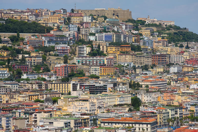 Napoli royalty free stock images
