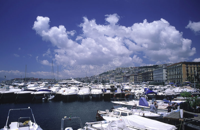 Napoli imagen de archivo