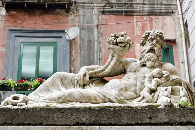 Napoli immagine stock