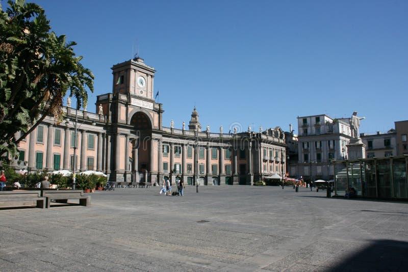 Napoli royalty-vrije stock fotografie