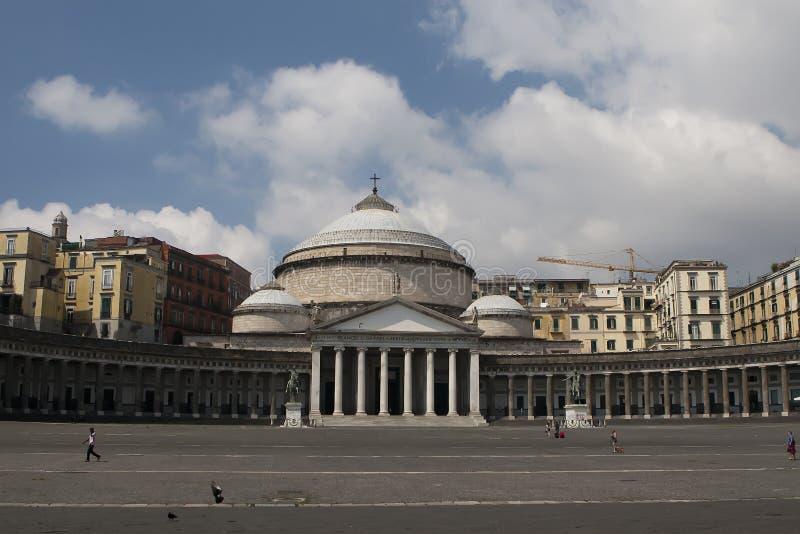 Napoli zdjęcia royalty free