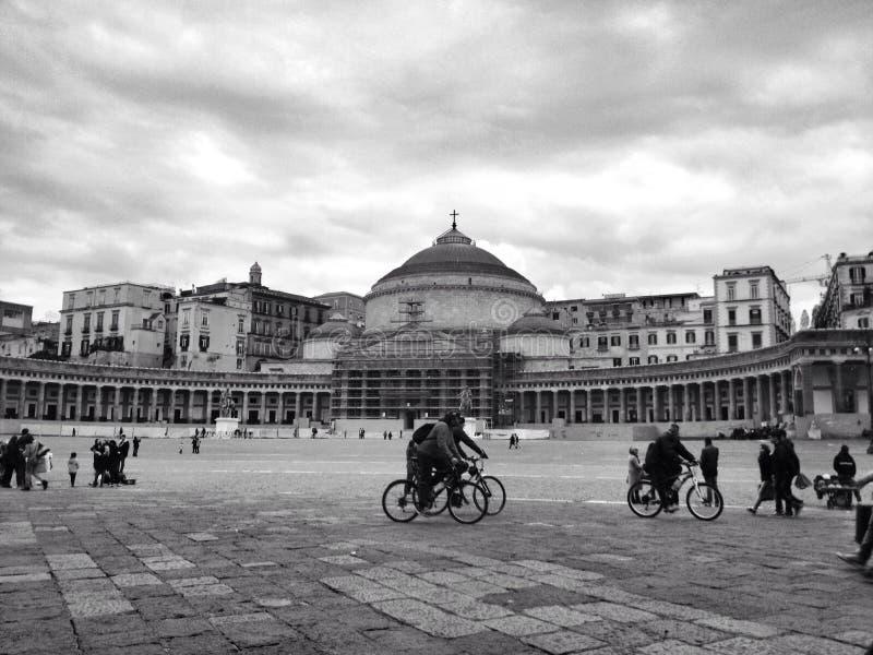 Napoli obrazy stock