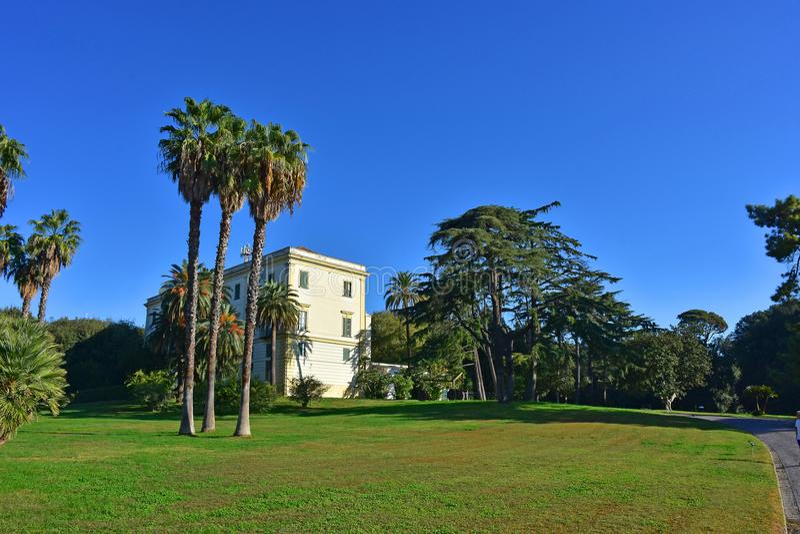Napoli Capodimonte foto de archivo