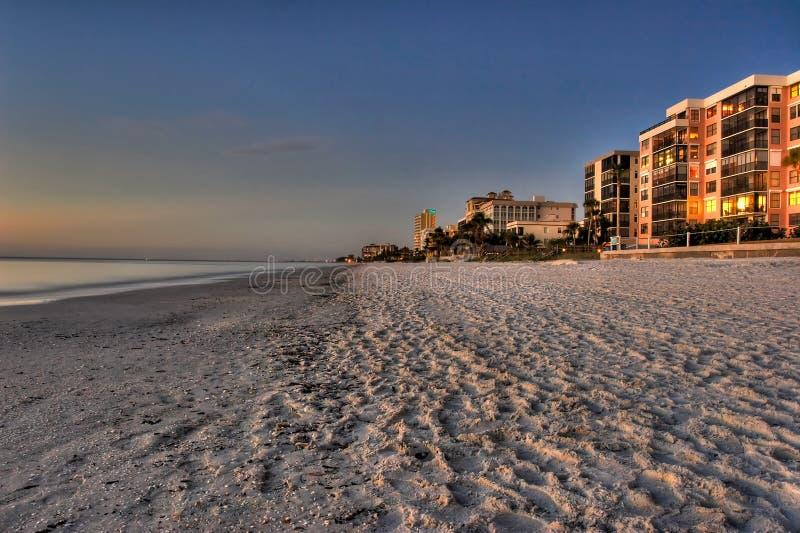 Napoli Florida fotografie stock libere da diritti