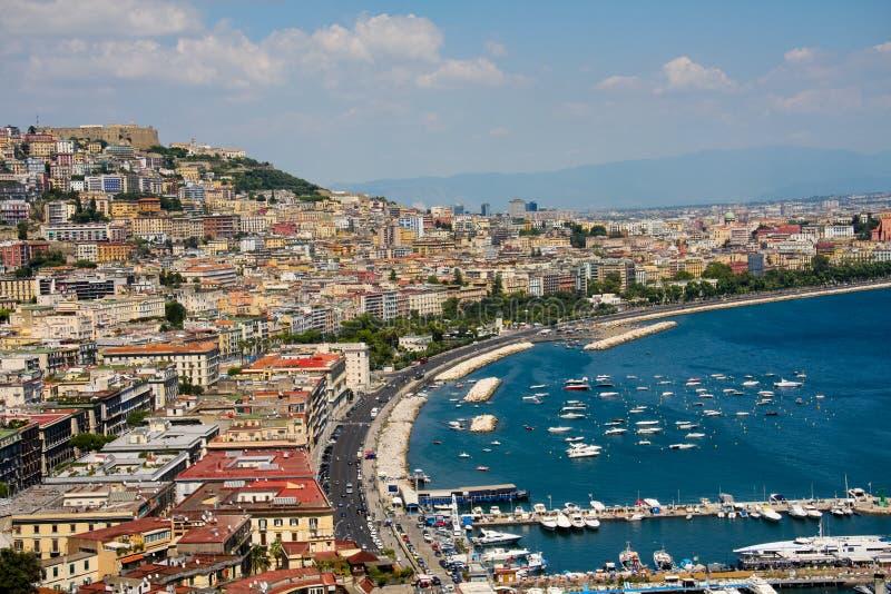 Napoli, Italia immagini stock