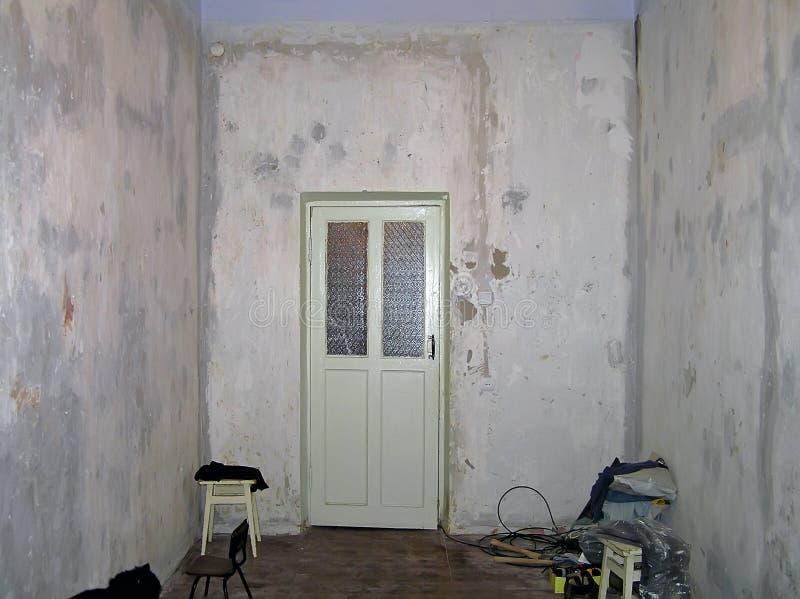 naprawa mieszkania fotografia stock