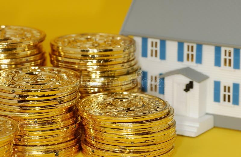 naprawdę inwestycji nieruchomości obraz stock