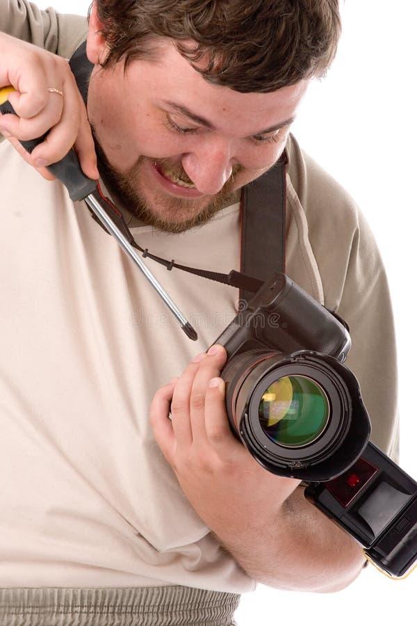 naprawy fotografia stock