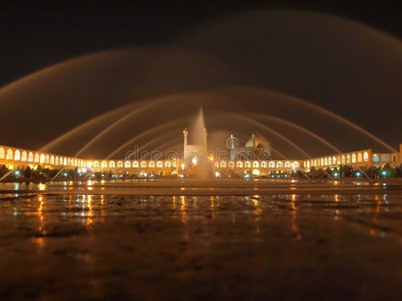 Naqsh-e Jahan广场 免版税图库摄影