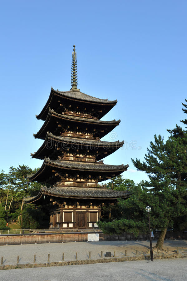 Download Nara stock image. Image of ji, japan, landscape, temple - 26464053