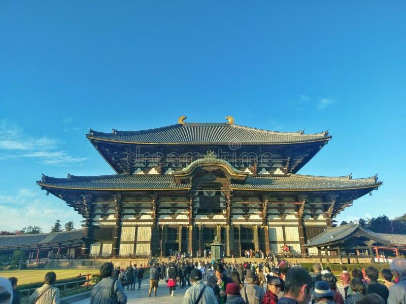 Nara Castle images libres de droits