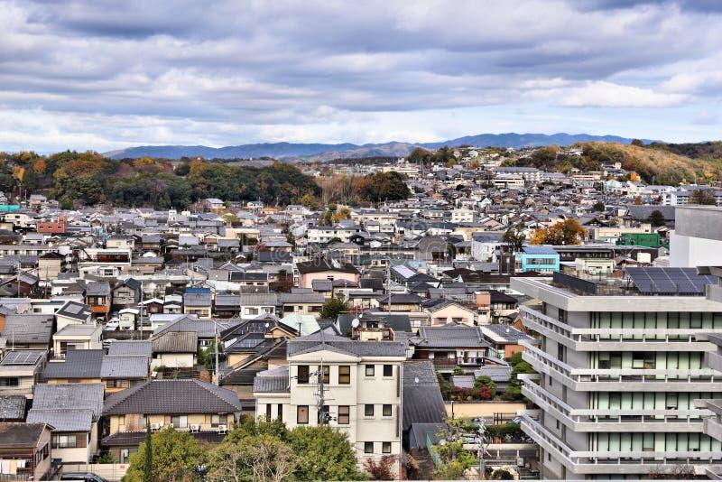 Nara City, Giappone immagini stock libere da diritti