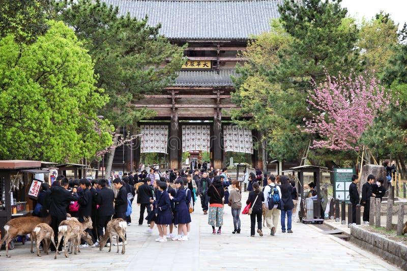 Murou Templeuda Citynaratourism Japan Stock Photo 414692629 ...