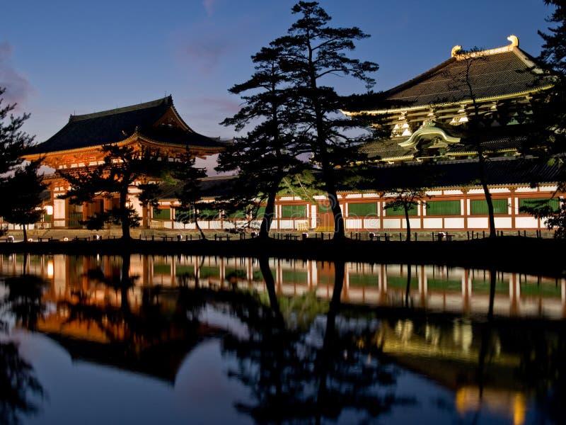 Download Nara Todaiji temple stock photo. Image of lantern, lake - 2868926