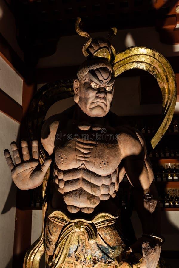 Naraen Kongo - Muscular Guardian Of The Buddha Stock Photo ... | 600 x 900 jpeg 105kB