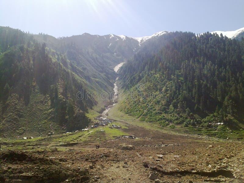 NARAN, KPK, PAKISTAN photo stock