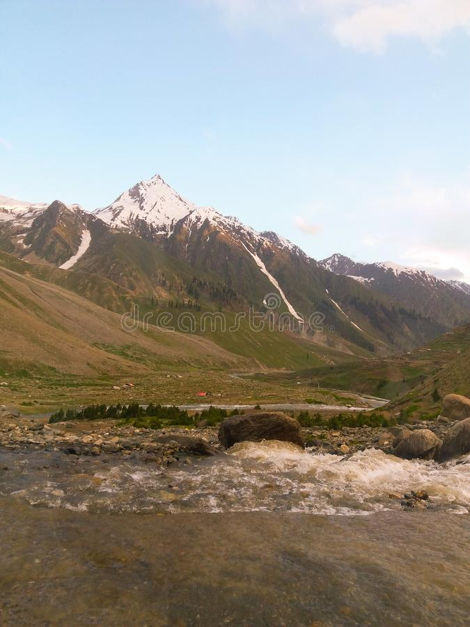 Naran Valley – Must Visit Places royalty free stock images