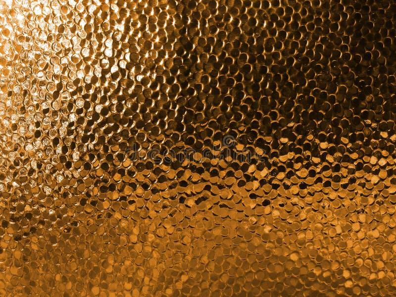 Naranja de cristal de lujo fotos de archivo libres de regalías
