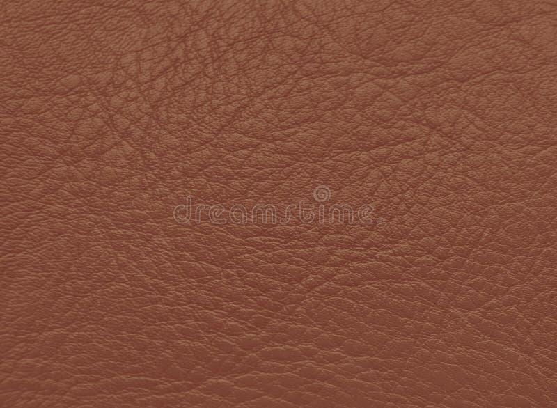 Naranja del marrón del fondo de la textura de la chaqueta de los bolsos de cuero imagen de archivo