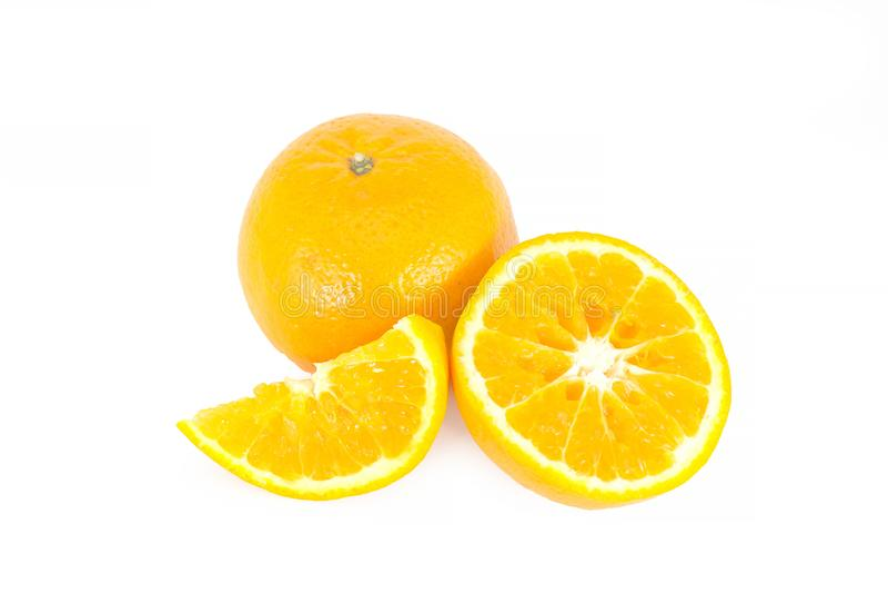 Naranja fresca imagenes de archivo