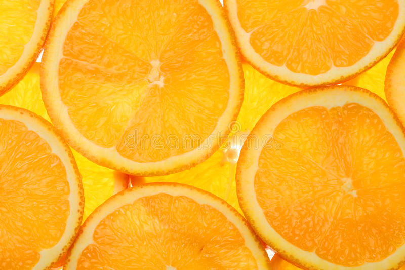 Naranja fresca imagen de archivo libre de regalías