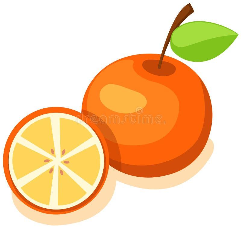 Naranjas libre illustration