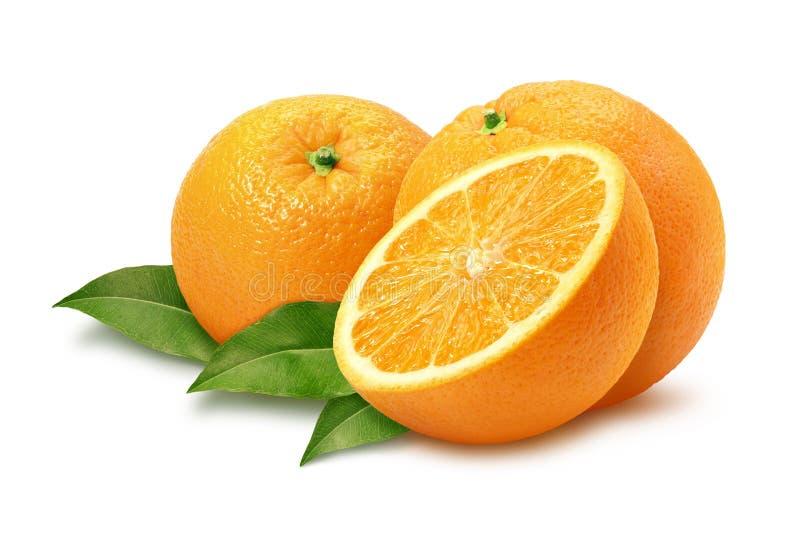 Naranjas imágenes de archivo libres de regalías
