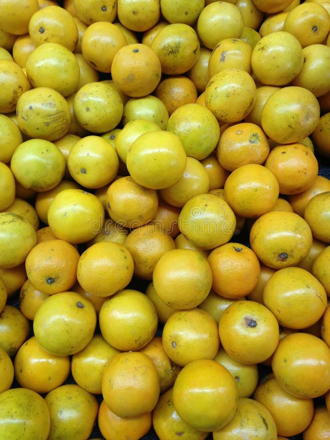 Naranjas de la Florida para la venta imagen de archivo