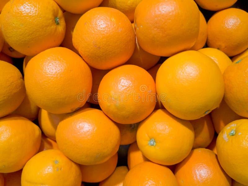 Naranjas del primer imagenes de archivo