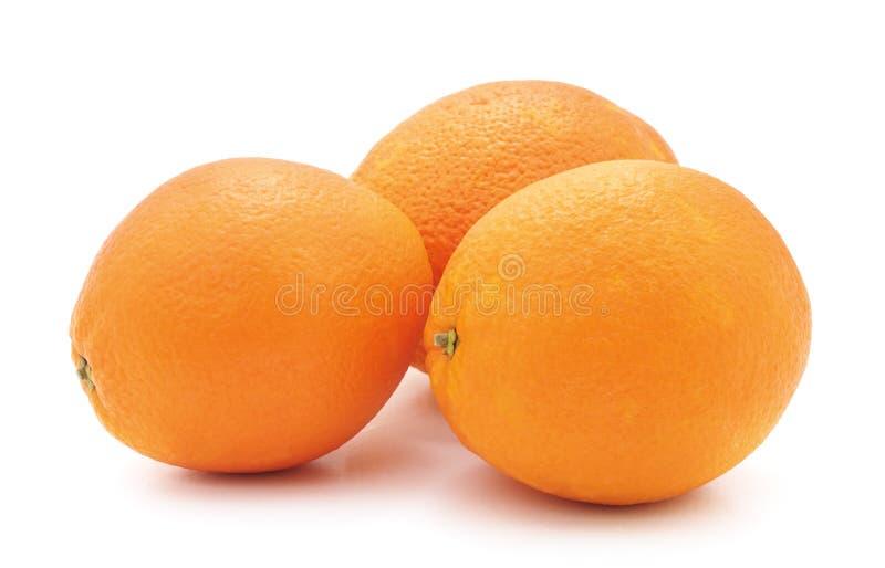 Naranjas en peso fotos de archivo