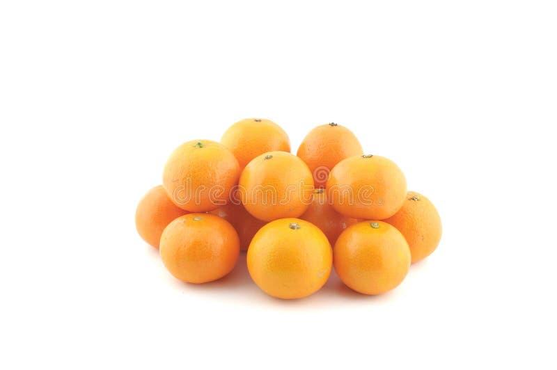 Naranjas frescas foto de archivo