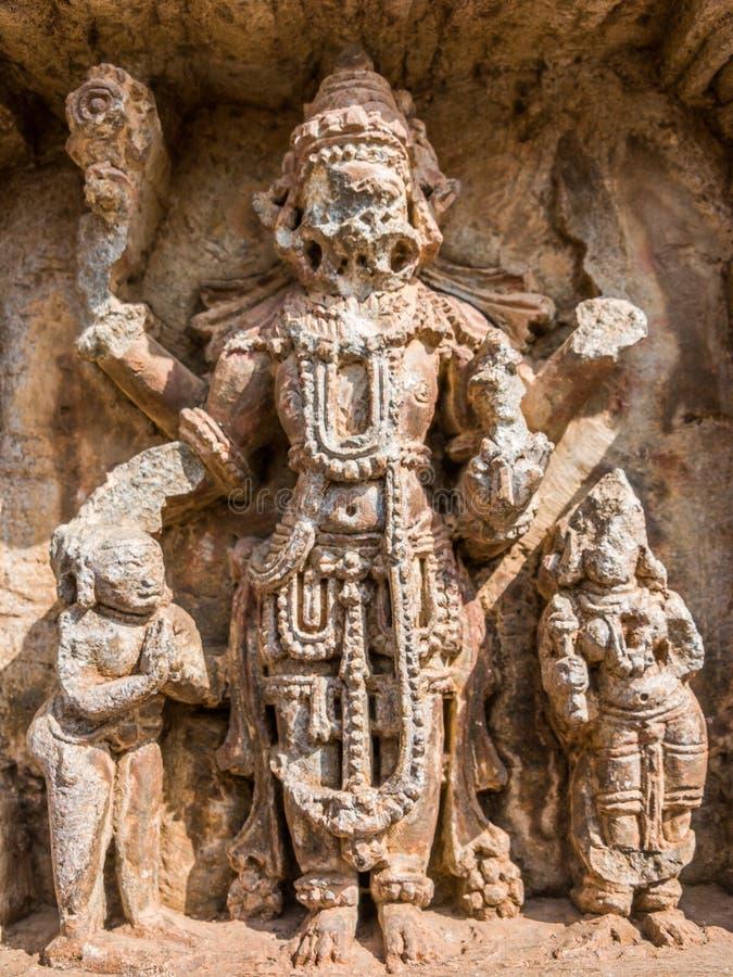 Narasimha στοκ φωτογραφίες